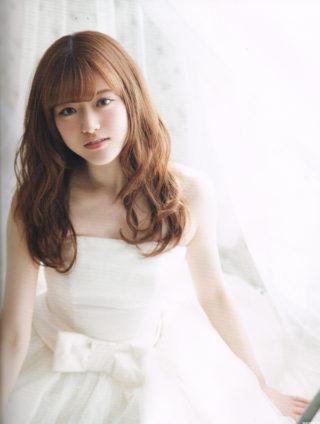 松村沙友理の髪型やメイクがかわいい!お団子や行きつけ美容院は?